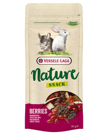 VERSELE-LAGA Nature snack berries 85 g