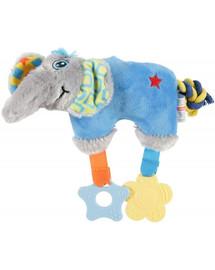 ZOLUX Puppy žaislas dramblys mėlynas 20 cm