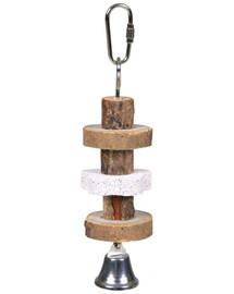 Trixie medinis žaislas su garsu 16 cm