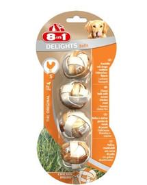 8IN1 skanėstas Delights Balls S