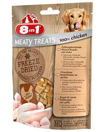 8IN1 Meaty Treats skanėstai su vištiena 50 g