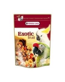 Versele-Laga Exotic Fruit 600 g  maistas su vaisiais didelioms papūgoms