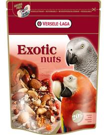Versele-Laga Exotic Nuts 750 g maistas su riešutais didelioms papūgoms