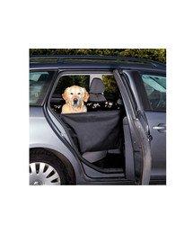 Trixie patiesalas automobilyje 0.65 X 1.45 m juodas-smėlinis