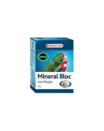 Versele-Laga mineral Bloc Loro Parque 250 g - mineralai vidutinėms ir didelioms papūgoms