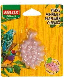 Zolux natūralus mineralinis akmuo vynuogių skonio