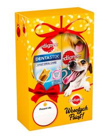 PEDIGREE Šunų atostogų rinkinys Rodeo + DentaStix Medium Vidutinėms veislėms