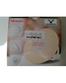 FERA POWERDOF FM radijo žadintuvas