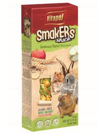 Vitapol Smakers graužikams su obuoliais 2 vnt.