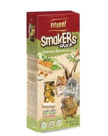 Vitapol Smakers graužikams su brokoliais 2 vnt.
