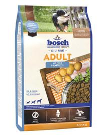 Bosch Fish&Potato su žuvimi ir bulvėmis 3 kg