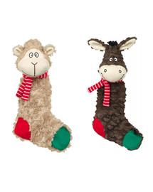 TRIXIE Kalėdinis žaislas kojinė