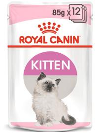 ROYAL CANIN Kitten instinctive 85 g in jelly