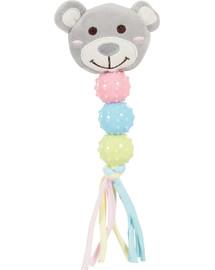 ZOLUX žaislas šuniukui Teddy grey