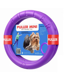 PULLER Mini Dog Fitness Mini žaislas 19 cm