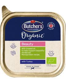 BUTCHER'S Organic Beauty kalakutienos monoproteinų šunų maistas 150 g