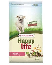 Versele-Laga Happy Life Adult Lamb 15 kg