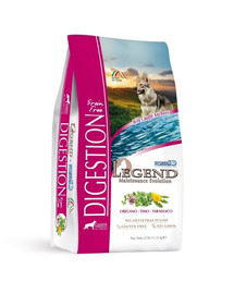 FORZA 10 Legend Digestion sausas šunų maistas su jautria virškinimo sistema6,8 kg