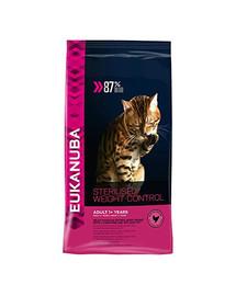 EUKANUBA Cat Veterinary Diets Dryweight Diabetic Control Adult All Breeds 0.4 kg