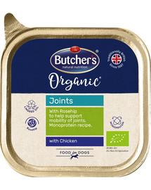 BUTCHER'S Organic Beauty vištienos monoproteinų šunų maistas 150 g