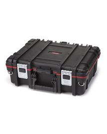 CURVER  Įrankių dėžė  TECHNICAN BOX raudona / pilka / juoda