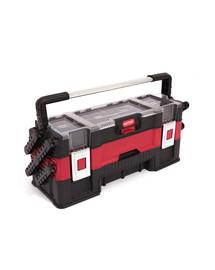 CURVER Įrankių dėžė  Canti Trio juoda-raudona