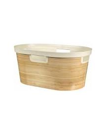 CURVER Krepšelis skelbiniam InFINITY 40L Bambusas
