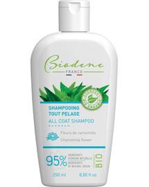FRANCODEX Biodene Šampūnas visų tipų kaliu 250 ml
