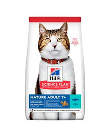 HILL'S Science Plan Feline Mature Adult 7+ chicken 3 kg
