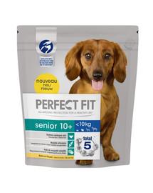 PERFECT FIT (Senior) 5x825g praturtintas vištiena - sausas kačių maistas