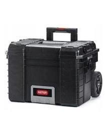 CURVER dėžutė Rigid- cart juoda