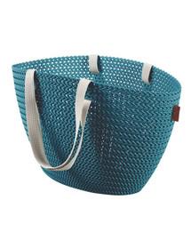 CURVER Emily KNIT krepšys mėlynas