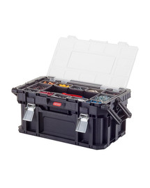 "CURVER įrankių dėžė Connect Cantilever 22"" juoda"