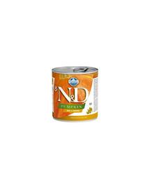 FARMINA N&D Dog quail&pumpkin 285 gr