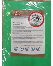 8IN1  Palutės skirti išmokti švaros žolės kvapo