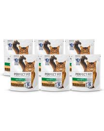 PERFECT FIT (Sterile 1+) 6x750g Bogaty w kurczaka - sucha karma dla kotów po sterylizacji