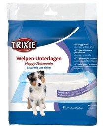 Trixie palutės šunims levandų kvapo 40 × 60 cm, 7 vnt.
