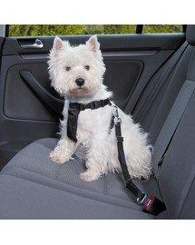 Trixie šuns saugos diržas su petnešomis XS