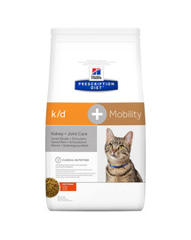 HILL'S Prescription Diet k/d + Mobility Kidney 5 kg