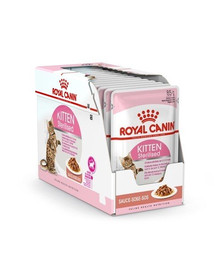 ROYAL CANIN Sterilised konservai padaže 12 x 85 g