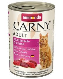 Animonda Carny Adult konservai mėsos kokteilis 800 g