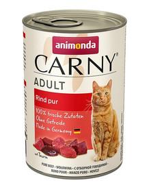 Animonda Carny Adult su jautiena 400 g
