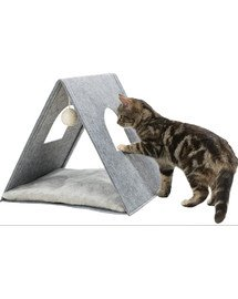 TRIXIE Junior katės guolis iš veltinio, 38 × 34 × 38 cm