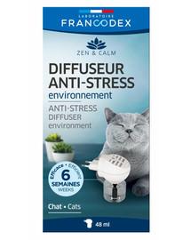 FRANCODEX Atpalaiduojantis kačių difuzorius