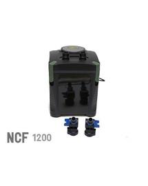 AQUA NOVA Aqua Nova NCF 1200 išorinis filtras 400l