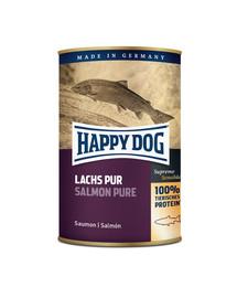 HAPPY DOG Supreme Sensible Lachs pur 375 g