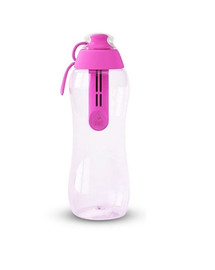 DAFI Vandenį filtuojanti gertuvė 0,3 l fllamingo spalvos su filtru