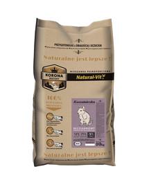 NATURAL-VIT Korona Natury  Pilnos porcijos degu mišinys10 kg