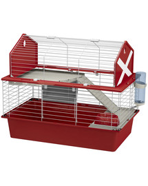 FERPLAST Barn 80 Rodents red