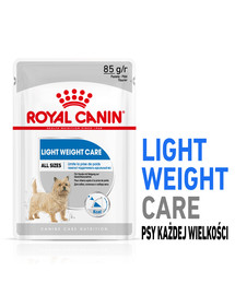 ROYAL CANIN Light Weight Care konservai 12 x 85 g